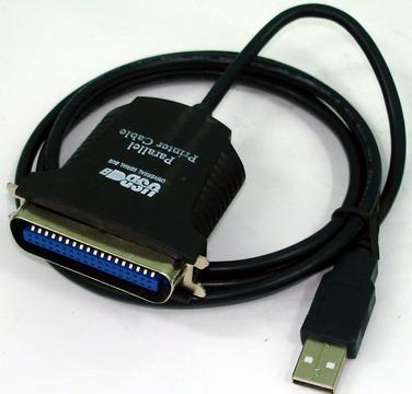 Переходник USB-LPT.  Уважаемые покупатели.  Большая просьба.  Обязательно...  Шнуры компьютерные.  USB to Parallel.